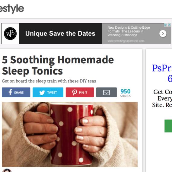 WorldLifestyle Sleep Tonics