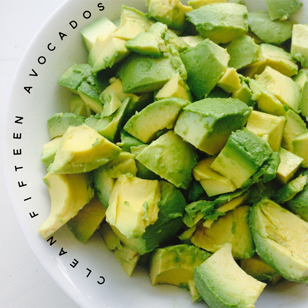 Clean Fifteen_avocado
